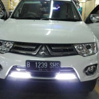 Lampu Mobil DRL 6 Titik Led Terlaris