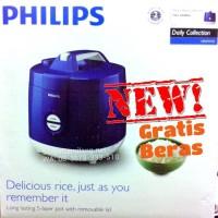 Philips 3D Rice Cooker HD3127 Khusus GOKILAT Biru Asli, Baru, Garansi