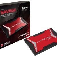 SSD Kingston HyperX Savage SHSS37A / 120G 2.5' 120GB