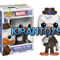 FUNKO POP MARVEL GUARDIAN OF THE GALAXY_HOWARD THE DUCK Murah (JAB)