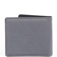 BAGNEZIA Dompet Wallet Lipat Wallts Keio Grey Black