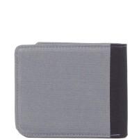 BAGNEZIA Dompet Wallet Lipat Wallts Loui Grey-Black