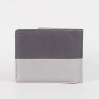 BAGNEZIA Dompet Wallet Lipat Wallts Neath Grey
