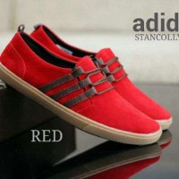 Sepatu Adidas Stan Collymore Red