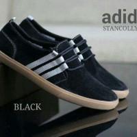 Sepatu Adidas Stan Collymore Black