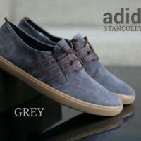 Sepatu Adidas Stan Collymore Grey