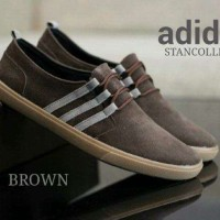 Sepatu Adidas Stan Collymore Brown