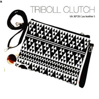 PROMO SLING BAG CLUCTH TRIBAL