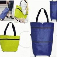 PROMO Foldable Shopping Trolley Bag