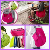 PROMO Korean Bag Iconic 3 Way / Tas Serbaguna Multifungsi
