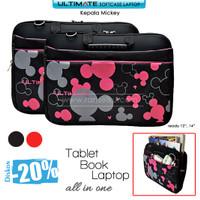 """PROMO Tas Softcase Laptop Wanita 12"""", 14"""""""