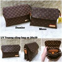 PROMO Handbag / Slingbag / LV - Wanita / Tas Wanita / Dompet Wanita