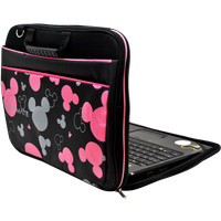 PROMO TAS LAPTOP SOFTCASE ULTIMATE TRIPLE MICKEY HEAD