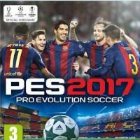 BD PS4 / KASET PS4 PES2017 / PES 2017 REG 2
