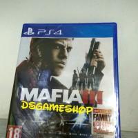 BD / KASET PS4 MAFIA III / MAFIA 3 REG 3