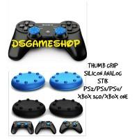 THUMB GRIP / SILICON / SILIKON ANALOG STIK PS2 / PS3 / PS4 / XBOX 360 / XBOX O