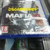 BD / KASET PS4 MAFIA III / MAFIA 3