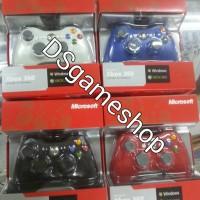Stik / Stick Xbox Kabel / Wired Xbox 360 / Pc Ori Pabrik