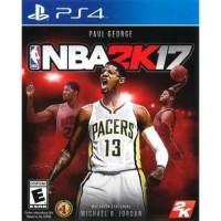 BD PS4 / KASET PS4 NBA 2K17