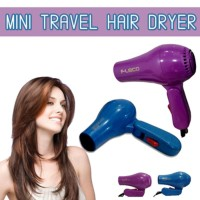 Hairdryer Pengering Rambut Mini Fleco 258 Hair Dryer Hairdrayer