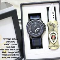 [TERFAVORIT] Jam Tangan Pria ORIGINAL TETONIS Fullset Timberland Water