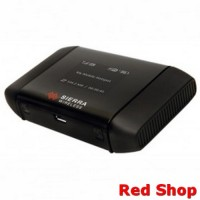 Sierra Wireless AirCard 754S Mobile Hotspot - 4G LTE 100 Mbps - Black