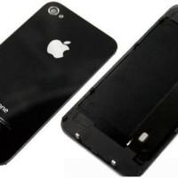 Casing Belakang / Tutup Belakang Baterai Batere Battery Iphone 4 GSM C