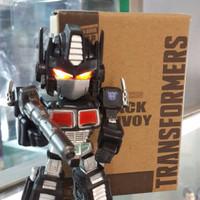 Action Figure Transformers - Black Convoy (Diception)