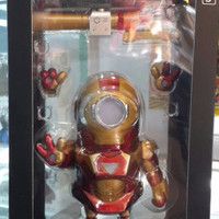 Action Figure Ironman Minions - Light And Sound