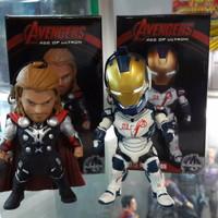 Action Figure Ironman Legion & Thor (Kidslogic) - Avengers Team