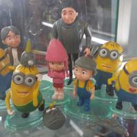 Action Figure Minions