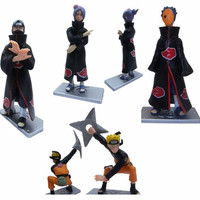 Kado FG33 Figure Set Isi 4 Naruto Action B