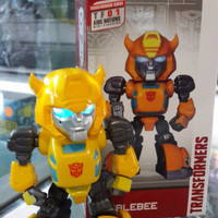 Action Figure Transformers - Bumblebee (Kid Nations)
