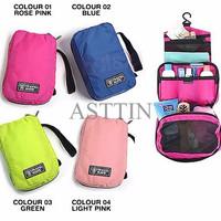 PROMO PALING LARIS Travel Mate / Toilet Bag Organizer A267 PALING LARI