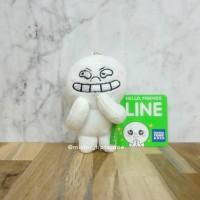 LINE Moon Grin