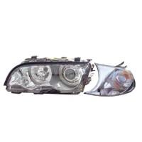 444-1130PXNDAE1 HEAD LAMP BMW 3 SERIES E46 2D 1998 Diskon