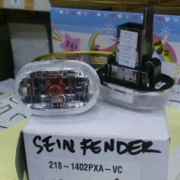 218-1402PXA-VC SIDE LAMP S. ESTEEM / BALENO (CRYSTAL) Berkualitas
