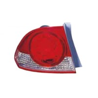 217-1978 Stoplamp Civic Clear Red 05-08 Murah
