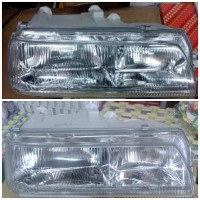 217-1104-RD LH Headlamp Honda Accord Prestige 86 - 89 Limited