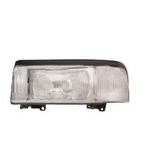 218-1109-RD HEAD LAMP S. FUTURA (BLACK) Murah