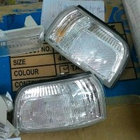 317-1503PTB-VC FRONT CORNER LAMP H. ACCORD 1990 (CLEAR) Diskon