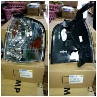 231-1523-UE Corner Lamp Ford Ranger 02-05 Crystal Clear Diskon