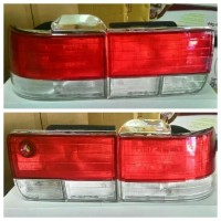 317-1905FTU-VCR Stoplamp Maestro 92-93 Clear Red Murah