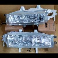 217-1114 Headlamp Accord Maestro 92-93 Limited