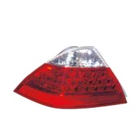 217-1980-U-CR STOP LAMP H. ACCORD 2003 (CLEAR / RED) Diskon