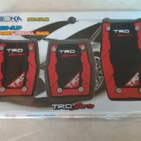 Pedal Gas TRD Sportivo Manual Merah Murah