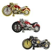 Nagada Jam Weker / Jam Motor Alarm Clock A127