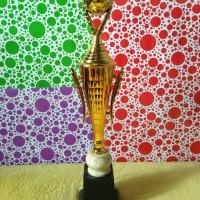 piala / trophy / tropi champion bola marmer murah