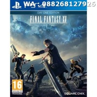 Kaset Game PS4 Final Fantasy XV [Europe Edition]