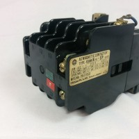 Hitachi AC Magnetic Contactor Relay 10A, 220V (Jepang) K15-EP